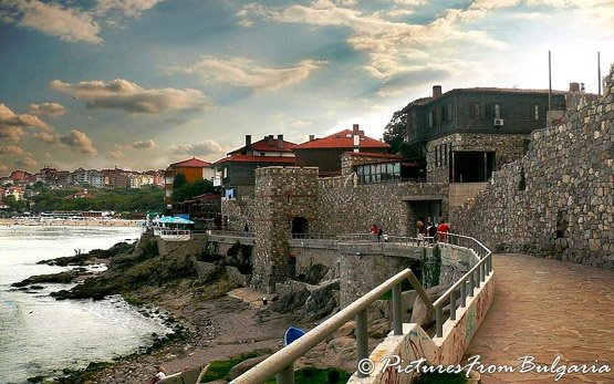 Ancient Fortress, Sozopol