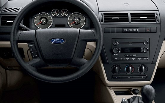 2012 Ford Fusion Hatchback