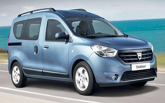 2016 Dacia Dokker 1.5 dci
