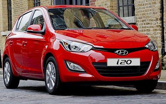 2015 Hyundai i20 1.2