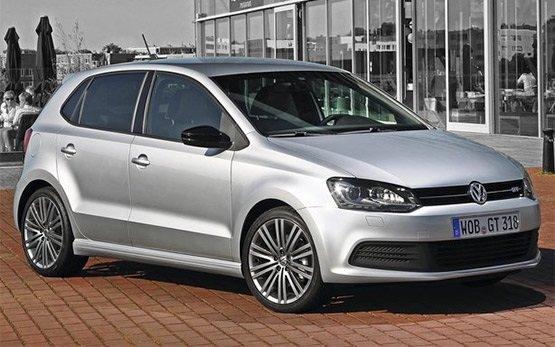 2013 Volkswagen Polo 1.6 AUTO