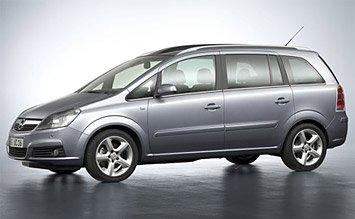2010 Opel Zafira 5+2